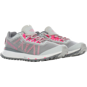 The North Face Ultra Swift Schuhe Damen griffin grey/mr.pink
